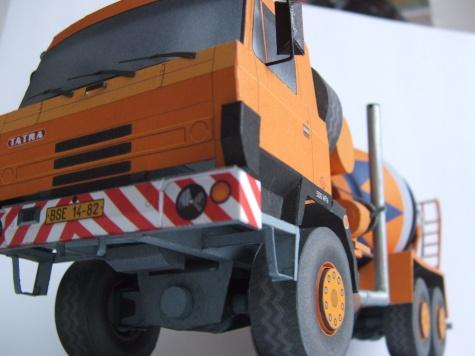 Tatra 815 6x6 MIX