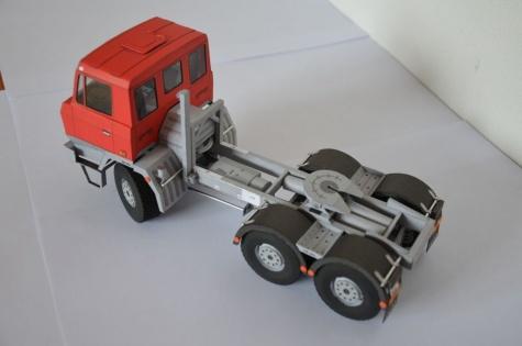 Tatra 815 6x6 NTH tahač