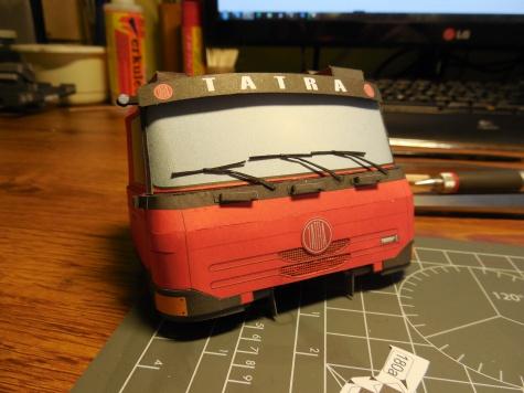 Tatra 815 6x6 S3 TERRNo