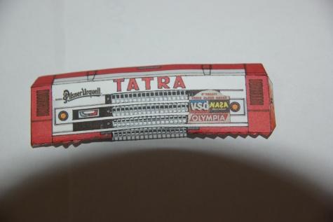 TATRA 815 6x6 VE (Rally Paris Dakar 1986) 1:32