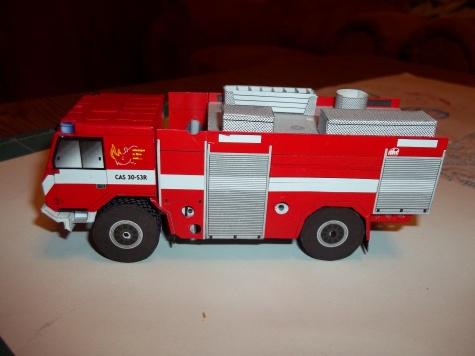 TATRA 815-7 CAS 30 S3R 4x4