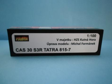 TATRA 815-7 CAS 30  , HZS Kutná Hora