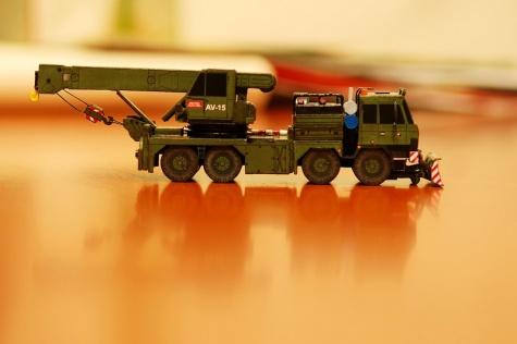 Tatra 815 8x8 AV-15 + Stavostroj P50N