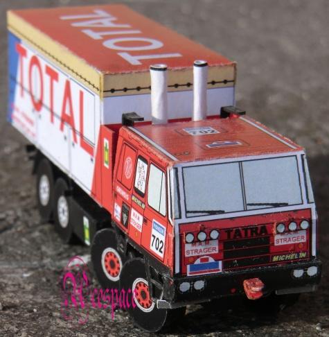 Tatra 815 8x8 Dakar 1988