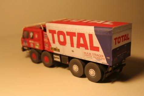 Tatra 815 8x8 Totalka