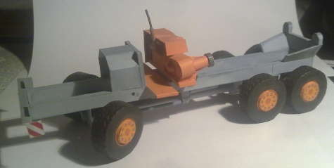 Tatra 815 autodomíchávač