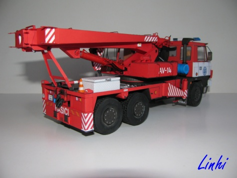 Tatra 815 AV 14 (PMHT-014)