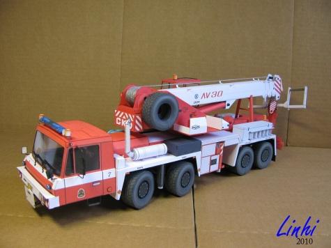 Tatra 815 AV 30