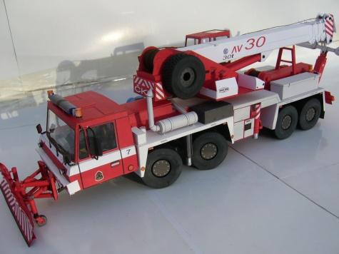 Tatra 815 AV 30 8x8/Alfik