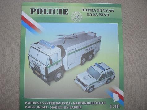 Tatra 815 CAS (Panzer Rally)