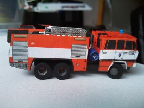 Tatra 815 CAS 24 6x6 -Úprava
