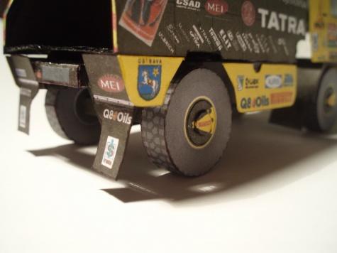 TATRA 815 CER 2008 A.Loprais