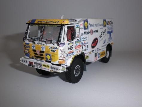 Tatra 815 Dakar 2004