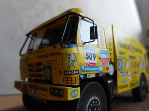 Tatra 815 Dakar 2006