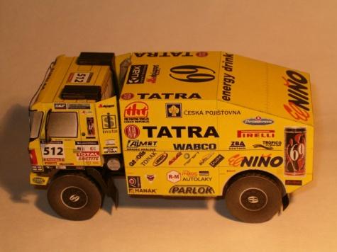 TATRA 815 Dakar 2007