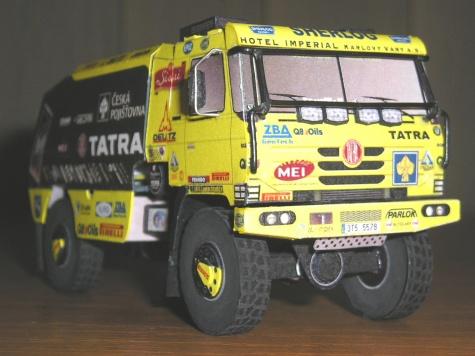 TATRA 815 DAKAR 2008