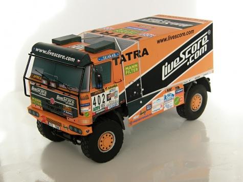 Tatra 815 DAKAR 2T0R45 Livescore AER 2011