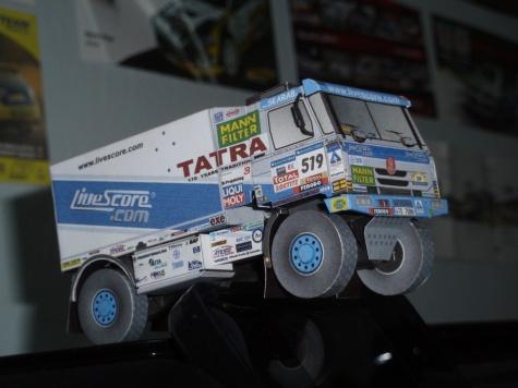 Tatra 815 DAKAR 2T0R45