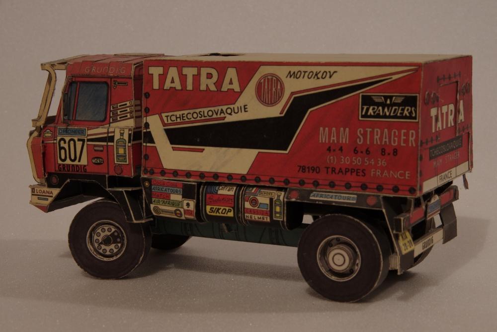 Tatra 815 Dakar 88