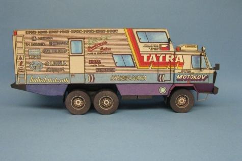 Tatra 815 GTC 1:43 ABC - Kovář