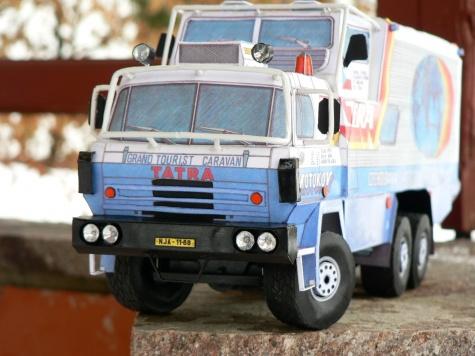 Tatra 815 GTC
