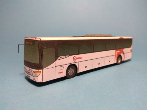 SETRA S 416 H