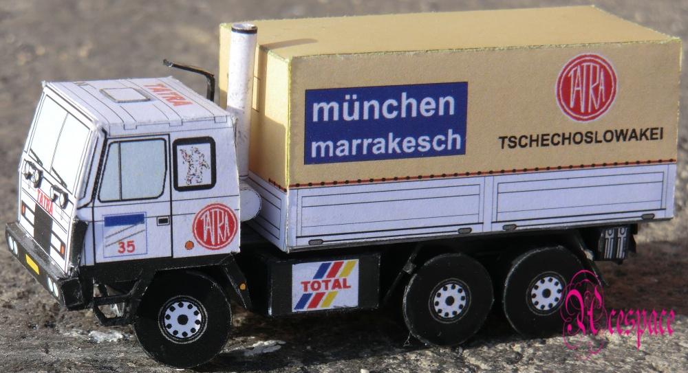 Tatra 815 Marrakesh 6x6