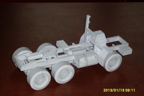 Tatra 815 tahač special edition