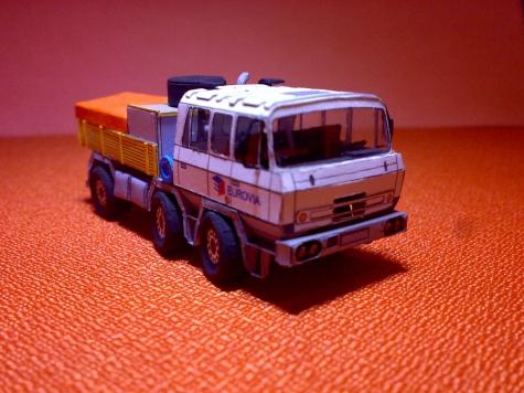 TATRA 815 TP 6x6 Eurovia