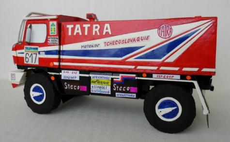 Tatra 815 vd 10 290 4x4