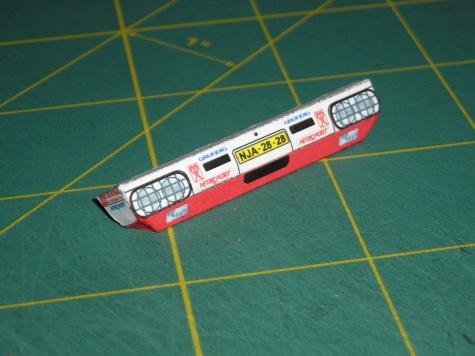 TATRA 815 VD 10 300 4 x 4.1 Dakar 1988 (beta)