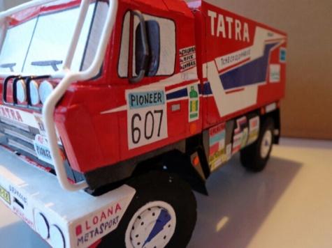Tatra 815 vd 10 300 4x4 (Samotvorba)