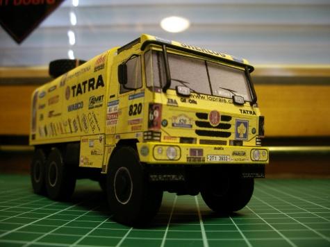 Tatra 815 VD 13 350 6x6.1 (Babča 2007) / Spida / 1:53
