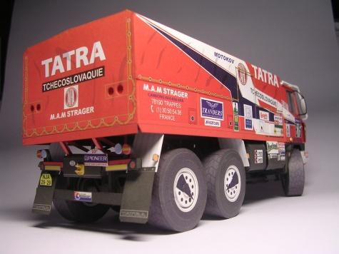 Tatra 815 VD 13 350 6x6.1 - Blekota