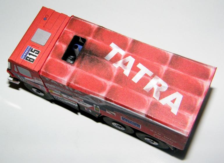 Tatra 815 VD 13 350 6x6.1 1988