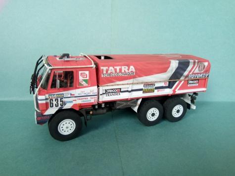 Tatra 815 VD 13 350 6x6.1 635