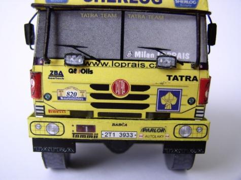 Tatra 815 VD 13 350 6x6.1 Babča