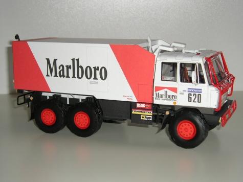 TATRA 815 VD 13 350 6x6.1 C.Regazzoni