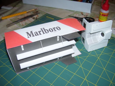 TATRA 815 VD 13 350 6x6.1 Clay Regazzoni
