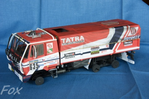 Tatra 815 VD 13350 6x6.1