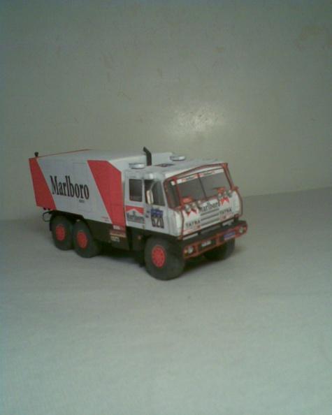 Tatra 815 vd 13350 dakar 1988