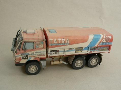 Tatra 815 VE Dakar