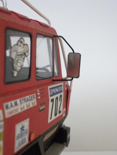 Tatra 815 VT 26 265 8x8.1 Dakar 1988 Total