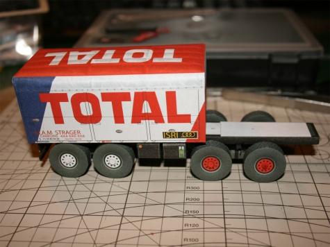 Tatra 815 VT 26 265 8x8.1 Dakar 1988