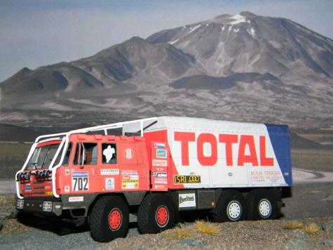 Tatra 815 VT 26 265 8X8.1 Dakar 88
