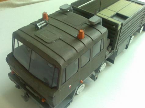 TATRA 815 VT 26 265 8X8 1.R / Ripper Works / 1:32 /Vojta78