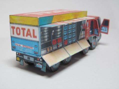 Tatra 815 VT28265 8x81 Dakar 1988