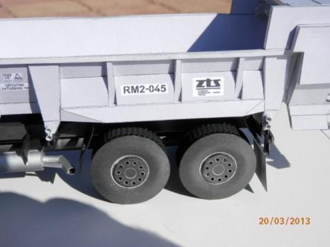 Tatra 815 zemědělský nosič