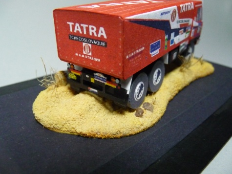 Tatra 815VD 13 350 6x6.1 Dakar 1988 - 4me