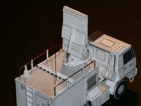 Tatra 815 4x4 Dělostřelecký radiolokátor ARTHUR